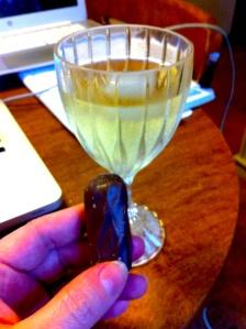 wine n choc